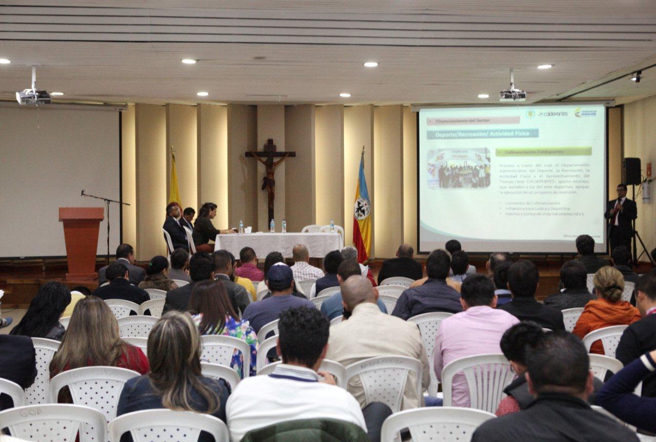 El propósito de Cundinamarca es aumentar la participación de sus deportistas en los Juegos Olímpicos