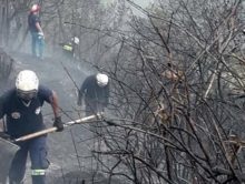 Ideam emitió alerta roja y naranja ante probabilidad de incendios forestales en 65 municipios de Cundinamarca