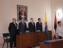 Presidente de la Asamblea pide desminado  urgente en colegios del Catatumbo
