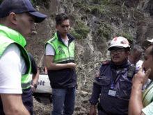 Atención integral y permanente del gobierno departamental a emergencia en La Palma