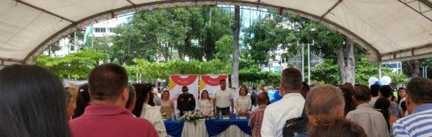 La Gobernación se apuntó al pacto por la legalidad a través del programa 'Zonas de Comercio Legal'