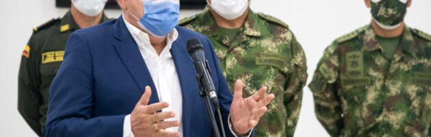 Fallece en Colombia el ministro de defensa Carlos Holmes Trujillo García.